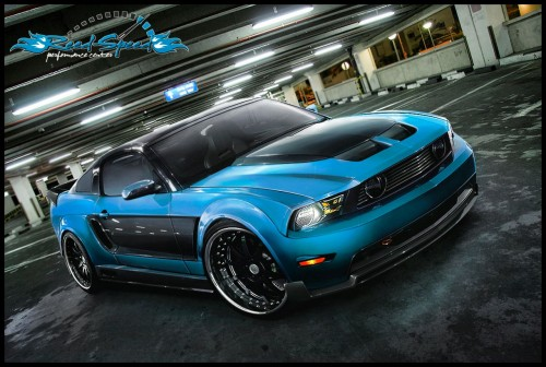 Ford Mustang Reed Speed, 700 CV de fuerza bruta