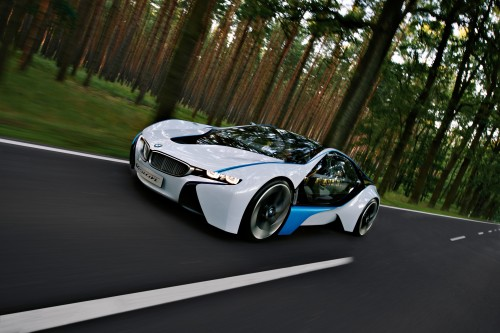 BMW Vision Efficient Dynamics 09 500x333 BMW Vision Efficient Dynamics