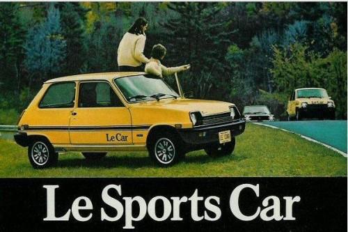 Renault AMC Le Car 500x333 Renault vuelve a Estados Unidos con Saturn