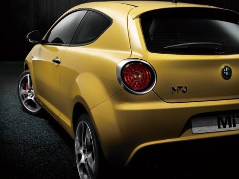 big AlfaRomeoMiToImolaEdition 2 466x350 Alfa Romeo MiTo Imola Edition, sólo para Japón