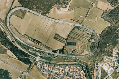 Autódromo de Sitges Terramar 06 El autódromo abandonado de Sitges