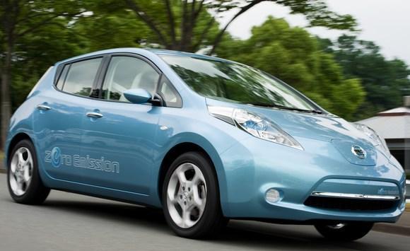 mini nissanleaf Carga rápida para coches eléctricos