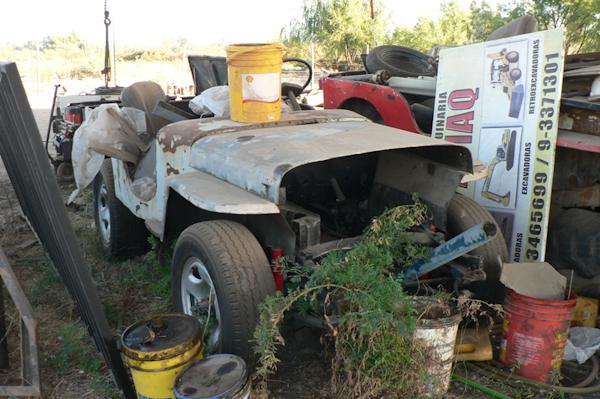 Willis Un Jeep Willys vuelve a la vida tras una impresionante restauración
