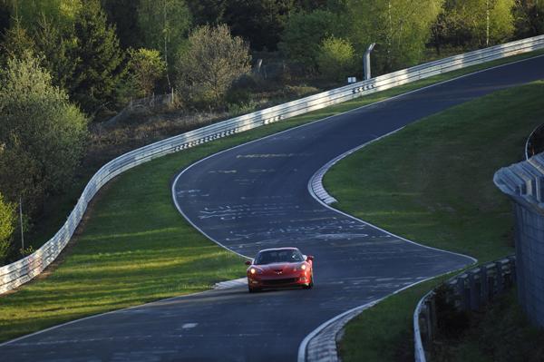 Nurburgring Nürburgring Nordschleife, en grave peligro
