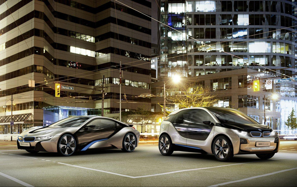 BMW i3 e i8, nuevos videos y fotos
