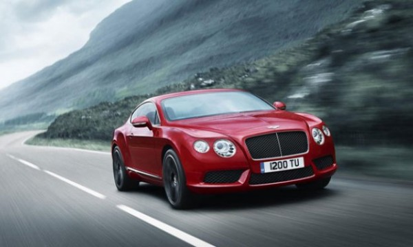 El Bentley Continental GT tendrá un motor V8