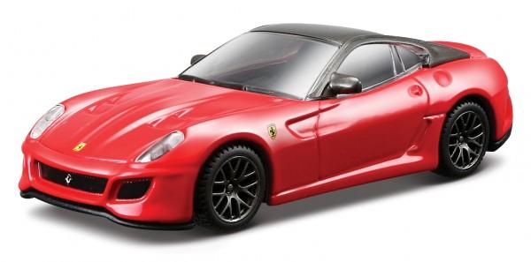 ferrari 599 GTO 600x297 Llévate un Ferrari a casa con Shell