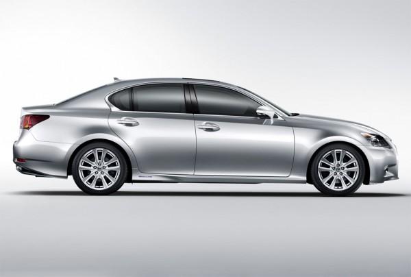 lexus Lexus GS 450h 2012, mejor relación potencia/ emisiones