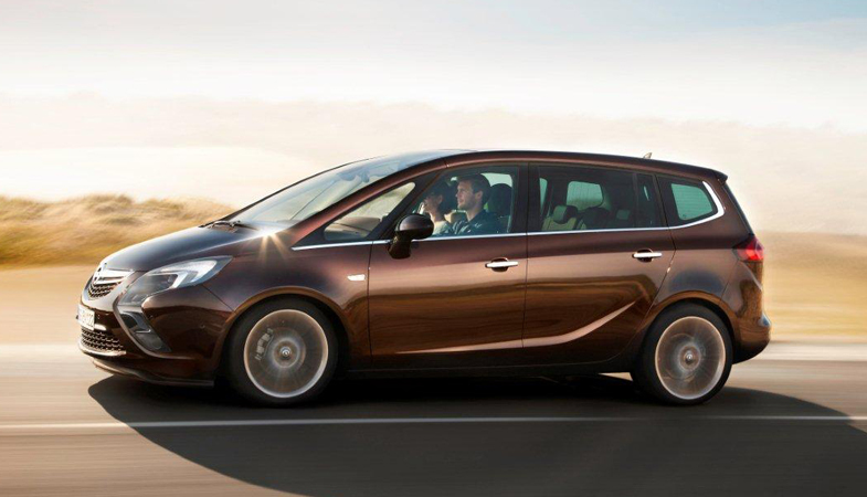 nuevo zafira tourer Nuevo Opel Zafira Tourer