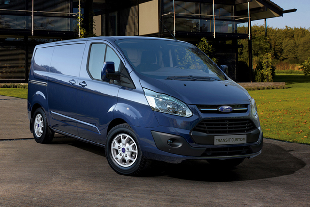 ford3 Ford Transit Custom