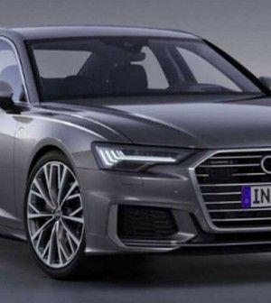 ¿Es este el nuevo Audi A6?