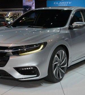 El prototipo de Honda Insight presenta un futuro híbrido más ambicioso