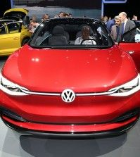 El VW eléctrico debe inspirarse en el estilo minimalista de Apple
